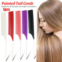 Highlight Combs Hair Salon Dye Comb For Hair Styling Hairdressing Antistatic