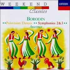 Polovtsian Dances / Symphonies 2 & 3 / Prince Igor 1991 by B . Disc Only/No Case