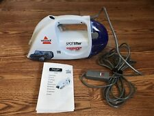 Bissell Spotlifter 1716 Powerbrush Vacuum Carpet Cleaner Spot Remover Handheld