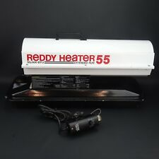 Reddy Heater 55000 BTU Kerosene Forced Air Heater with Thermostat