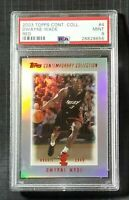 2003-04 Topps Contemporary Collection DWAYNE WADE  RED /225 RC #4 SSP MINT PSA 9