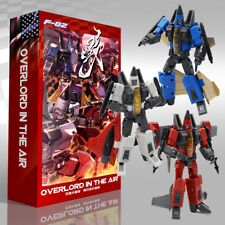 Transformers United F15 Set 3 Seeker Elites Ramjet Dirge Thrust New in Box