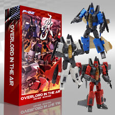 Transformers United F15 Set 3 Seeker Elites Ramjet Dirge Thrust Action Figure