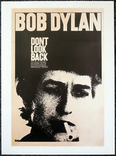 DONT LOOK BACK 1967 FILM MOVIE POSTER PAGE . BOB DYLAN D.A. PENNEBAKER . S49