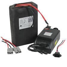 48V 18ah Lithium Rechargeable Battery for 1000W Electric Scooter Ebike Pedicab