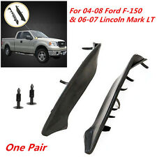 Windshield Weather Strip Wiper Cowl End Rubber Seal Kit For 2004-2008 Ford F-150