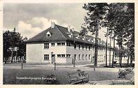 AK Truppenübungsplatz Königsbrück Doppelkompagnie Baracke 12 Postkarte gel. 1933