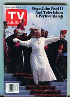 TV Guide Magazine September 29-October 5 1979 Pope John Paul II VGEX 062816jhe
