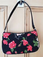 "Lulu Guinness Red Rose Small ""MARTINA"" Bag  - BNWT"