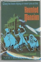 Disney Pin 66764 WDI Haunted Mansion Pin and Attraction Poster Cast LE 300 #