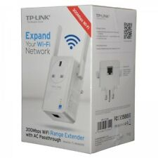 TP-LINK TL-WA860RE (300Mbps) WiFi Range Extender with AC Passthrough NEW