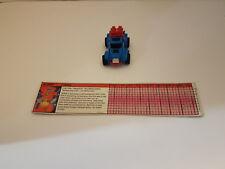 Gears G1 Transformers Minibot Complete w/Tech Spec 1984 VTG