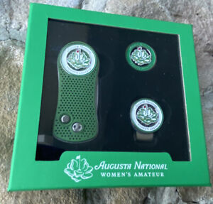Golf Masters 2021 Womens Amateur Divot Tool And Ball Marker Set Authentic