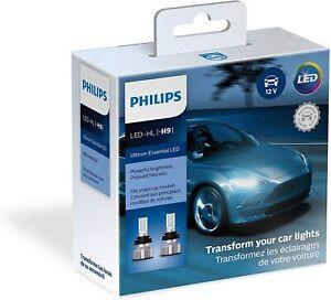 Headlight Bulb Philips LED-HL H9