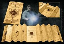 """15"""" x 72"""" Harry Potter MARAUDERS MAP Prop Replica Full Size Noble Collectible 6'"""