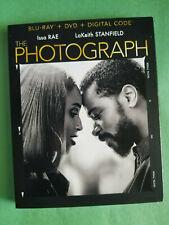 New - The Photograph (Blu-ray, 2020 Dvd, Digital) Issa Rae - Free Shipping!