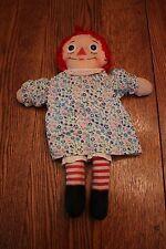 Vintage Knickerbocker Raggedy Ann Doll