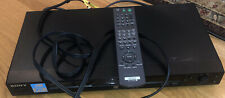 Sony Dvp-Ns325 Dvd/Cd/Video Cd Player Tested and Working with Remote - Black