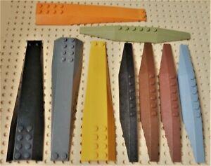 LEGO - WEDGE BRICKS. 45301 & 30382. Choose Parts J1