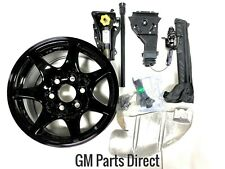 2011-2013 GM Truck and SUV Spare Wheel Kit 22980306 OEM NEW