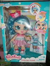 Kindi Kids Jessicake snack time friends Doll brand new in box