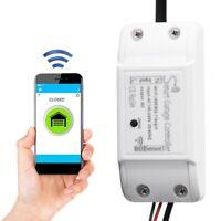 Smart WiFi Garage Door Remote Controller Door Opener Support for Alexa 2.4 GHz