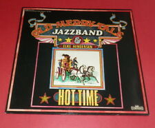 Old Merry Tale Jazzband & Elke Hendersen -- Hot time --   -- LP / Jazz