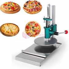 "7.8""Household Pizza Dough Pastry Manual Press Machine Roller Sheeter Pasta Maker"