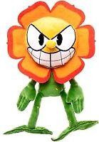 Plush--Cuphead - Cagney Carnantion Plush