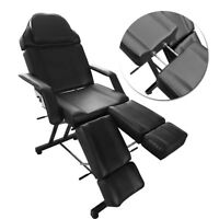 Beauty Salon Chair Hydraulic Bed Massage Table Facial Tattoo Spa Treatment Couch