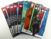 Marvel AGENTS OF ATLAS (2006-10)#1 REPRINT #1 +#1-5 VF to VF/NM LOT Ships FREE!