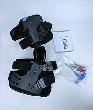 Knee Brace Left or Right Adjustable Black New
