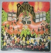 PANTERA - PROJECTS IN THE JUNGLE original VINYL LP!  hellyeah, dimebag