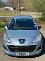 2010 | Peugeot 207 | 1.6 HDi | Low Miles | no reserve!!!