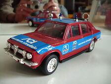 """Eurostil Alfa Romeo Alfetta """"Soccorso Stradale"""" in Red on 1:25"""
