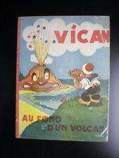 Vican au fond d'un volcan  BON ETAT Gordinne Chagor