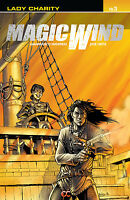 Magic Wind Vol. 3: Lady Charity (2014 Paperback), graphic novel, Manfredi, Ortiz
