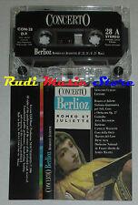 MC BERLIOZ Romeo et juliette LORIN MAAZEL RENE ALIX concerto cd lp dvd vhs