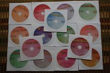 15 CDG DISCS KARAOKE LOT 90'S POP HITS -N'SYNC,MICHAEL BOLTON CD MUSIC *SALE*
