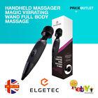 Handheld Massager Magic Vibrating Wand Full Body Massage Muscle