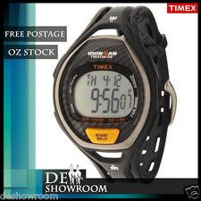 Timex Mens Ironman 50 Lap Sleek Triathlon Watch T5K335  - Free Post in AU