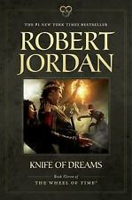 Wheel of Time: Knife of Dreams 11 by Robert Jordan (2014, Paperback)