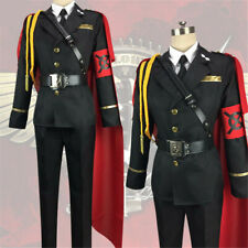 The King's Avatar Cosplay Costume Huang Shaotian Unisex Army Uniform Halloween