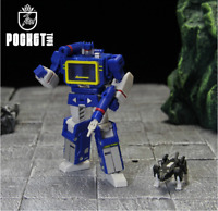 Transformers Soundwave PocketToys  Walkman 3 Tape KO Mini DX9 New Toy in stock