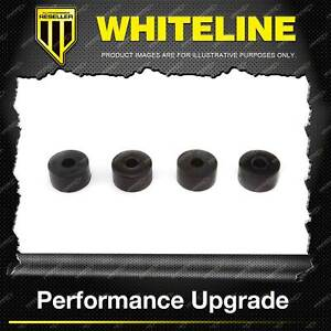 Whiteline Front Shock Absorber Upper Bush for Isuzu D Max TFR TFS Fargo WFR Midi