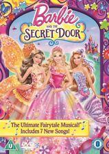 Barbie And The Secret Door DVD *NEW & SEALED*