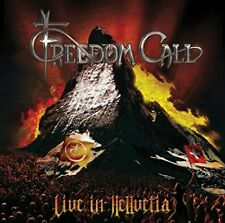 Freedom Call - Live In Hellvetia! [CD]