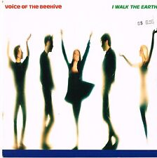 VOICE OF THE BEEHIVE i walk the earth U.K. LONDON 45rpm_1988 MINT pic/slve