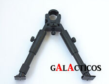Tactical Bipod For Air Rifle Airgun Airsoft Gun Dragon Claw Clamp-on Sniper