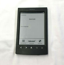 Sony Reader PRS-T2N 2GB Black (FOREIGN UNIT DUTCH ONLY) (Scratch & Dent) !READ!